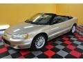 2001 Champagne Pearlcoat Chrysler Sebring LXi Convertible  photo #7