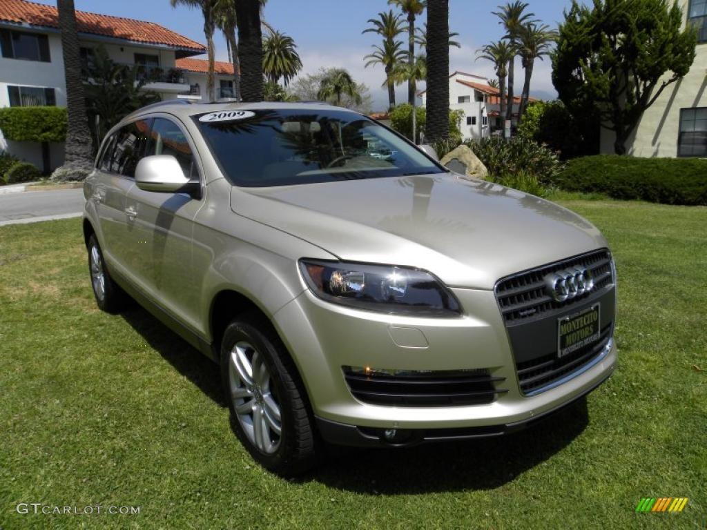 2009 bahia beige metallic audi q7 3 6 quattro 28659716 photo 5 car color. Black Bedroom Furniture Sets. Home Design Ideas