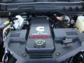 2010 Mineral Gray Metallic Dodge Ram 3500 Laramie Crew Cab 4x4 Dually  photo #17