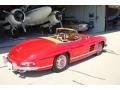 Red - 300 SL Roadster Photo No. 5