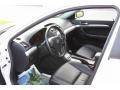 2008 Premium White Pearl Acura TSX Sedan  photo #7