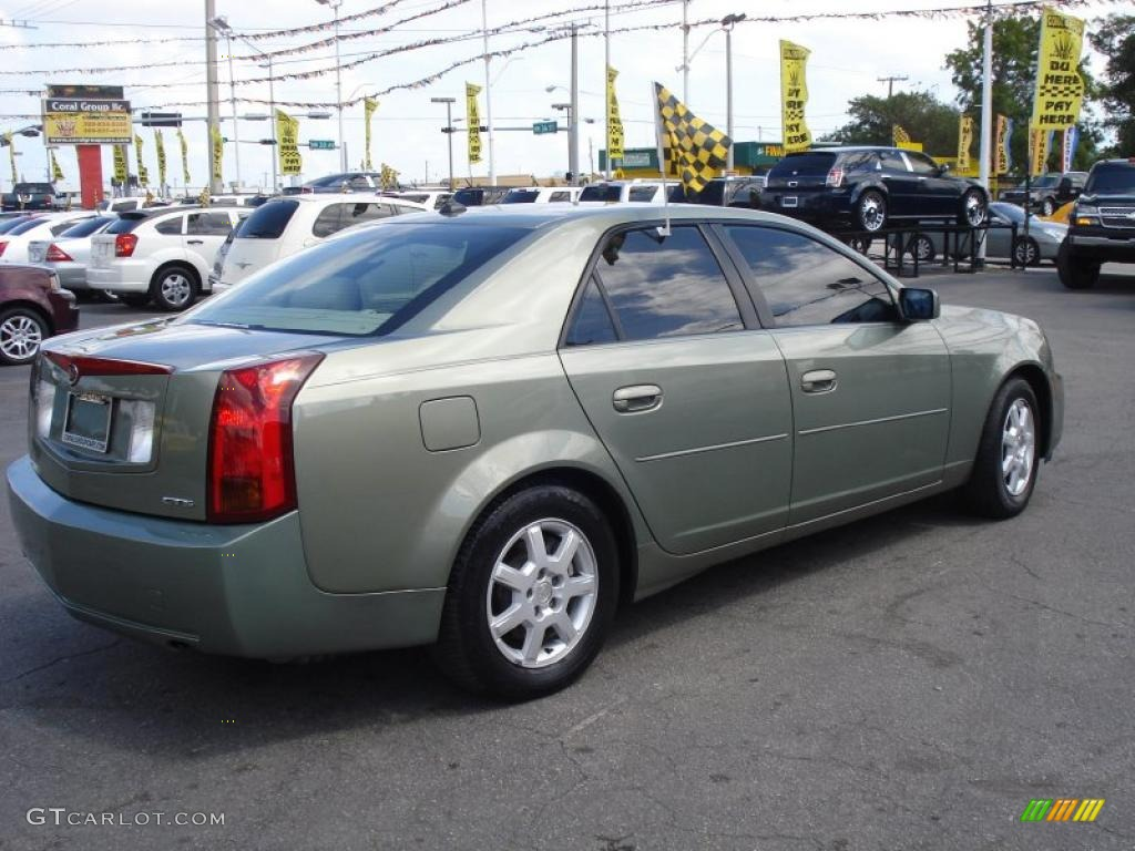 2004 silver green cadillac cts sedan 28723839 photo 6 car color galleries. Black Bedroom Furniture Sets. Home Design Ideas