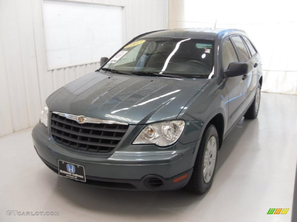 2007 magnesium green pearl chrysler pacifica 28759531. Black Bedroom Furniture Sets. Home Design Ideas