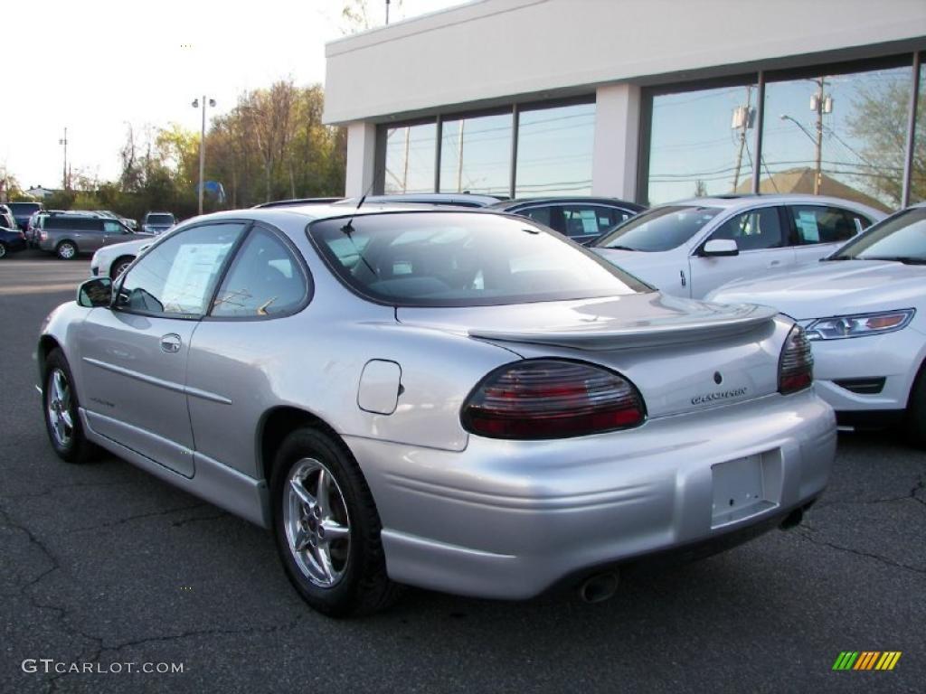 2001 galaxy silver metallic pontiac grand prix gt coupe 28759197 photo 4 gtcarlot com car color galleries gtcarlot com