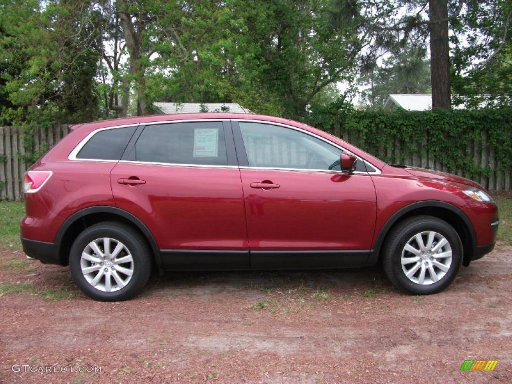 2009 Copper Red Mica Mazda Cx 9 Sport 28802379 Gtcarlot Com Car Color Galleries