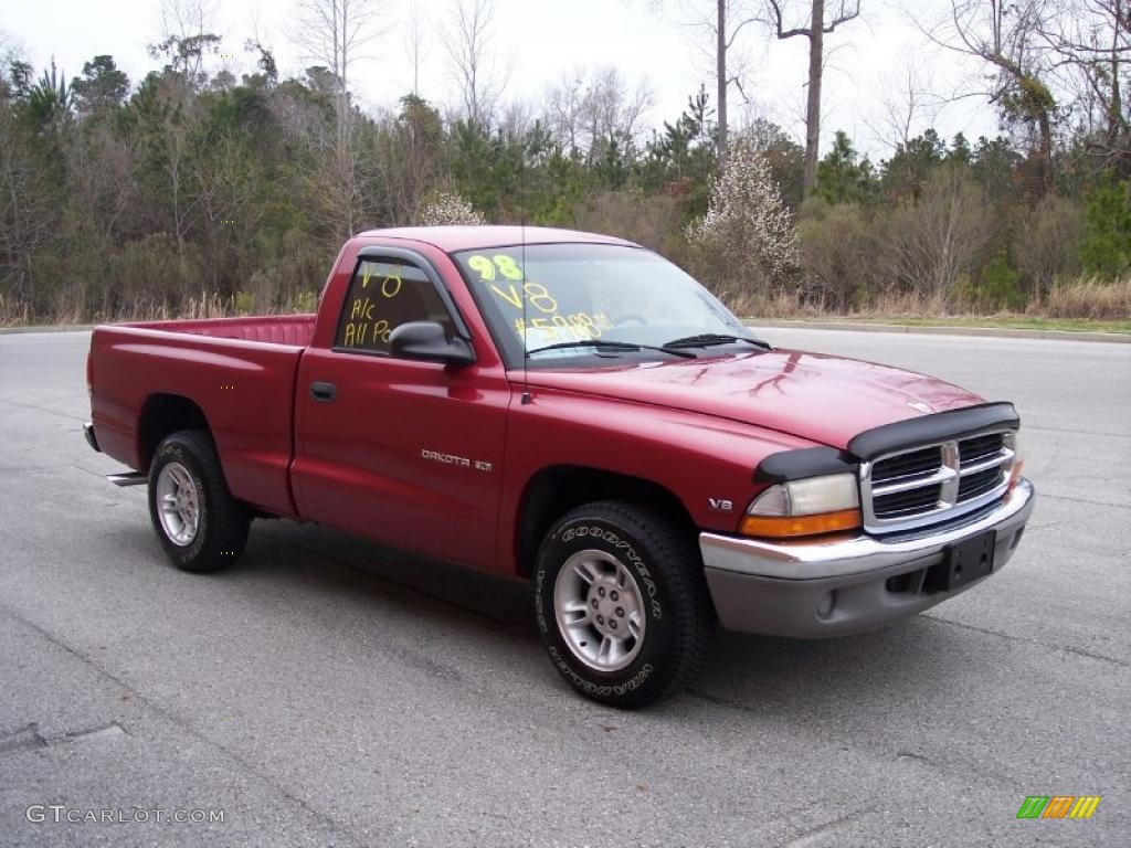 on 1997 Dodge Dakota 4x4 Extended Cab Blue