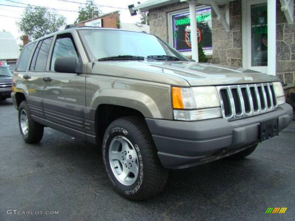 1998 jeep grand cherokee laredo 4x4 char gold satin glow color. Cars Review. Best American Auto & Cars Review