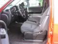 2009 Victory Red Chevrolet Silverado 1500 LT Crew Cab  photo #5