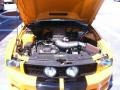 2007 Grabber Orange Ford Mustang GT Premium Coupe  photo #11