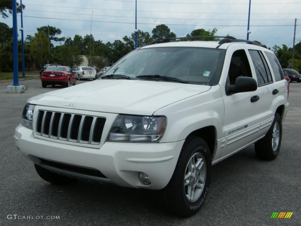 2004 stone white jeep grand cherokee laredo 28802008. Black Bedroom Furniture Sets. Home Design Ideas