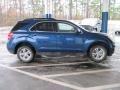 2010 Navy Blue Metallic Chevrolet Equinox LT  photo #2