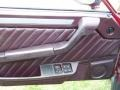 Door Panel of 1988 CX 25 GTi