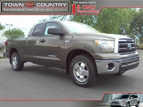 2010 Toyota Tundra TRD Double Cab Data, Info and Specs
