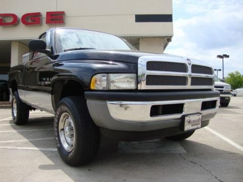 1999 Dodge Ram 1500 Regular Cab 4x4 Data, Info and Specs