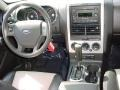 2007 Ford Explorer Black Interior Dashboard Photo