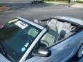 2007 Satin Silver Metallic Ford Mustang V6 Premium Convertible  photo #10