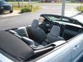 2007 Satin Silver Metallic Ford Mustang V6 Premium Convertible  photo #12