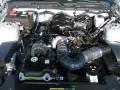 2007 Satin Silver Metallic Ford Mustang V6 Premium Convertible  photo #28