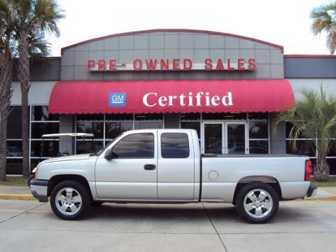 2005 Chevrolet Silverado 1500 SS Extended Cab Data, Info and Specs