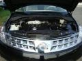 2006 Super Black Nissan Murano S AWD  photo #29