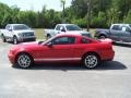 2007 Torch Red Ford Mustang Shelby GT500 Coupe  photo #8