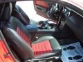 2007 Torch Red Ford Mustang Shelby GT500 Coupe  photo #17