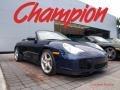 Lapis Blue Metallic 2004 Porsche 911 Gallery