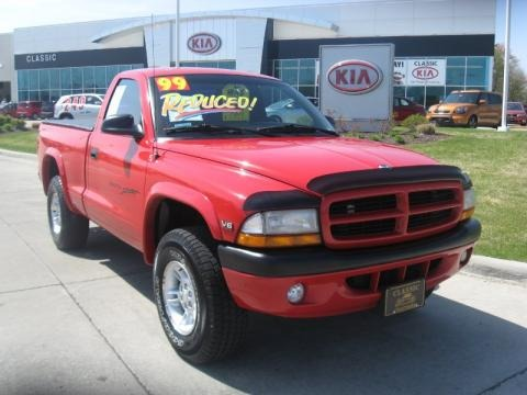 1999 dodge dakota sport regular cab 4x4 data info and. Black Bedroom Furniture Sets. Home Design Ideas