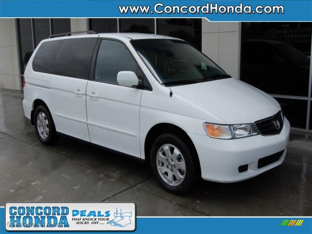 2003 taffeta white honda odyssey ex l 29004524 gtcarlot. Black Bedroom Furniture Sets. Home Design Ideas