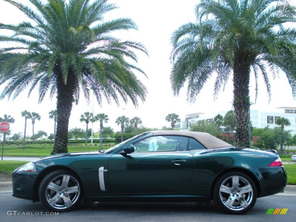 Jaguar Emerald Fire Emerald Fire Green Metallic