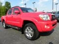 Radiant Red 2007 Toyota Tacoma Gallery