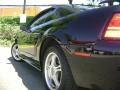 2002 Black Ford Mustang GT Coupe  photo #8