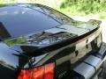2002 Black Ford Mustang GT Coupe  photo #21