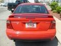 2005 Infra-Red Ford Focus ZX4 ST Sedan  photo #4