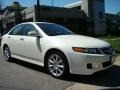 2008 Premium White Pearl Acura TSX Sedan  photo #1