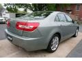 2008 Moss Green Metallic Lincoln MKZ Sedan  photo #7