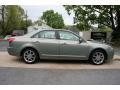 2008 Moss Green Metallic Lincoln MKZ Sedan  photo #8