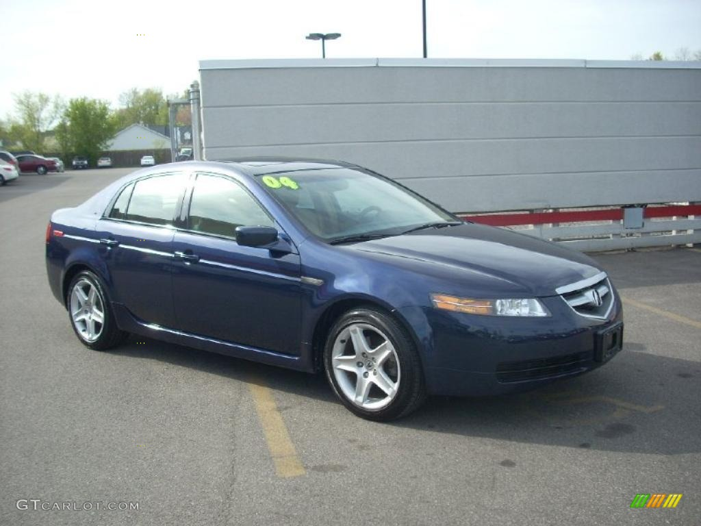 2004 Abyss Blue Pearl Acura Tl 3 2 29097725 Gtcarlot Com Car Color Galleries