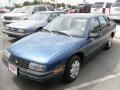 Blue Metallic 1989 Chevrolet Corsica Sedan