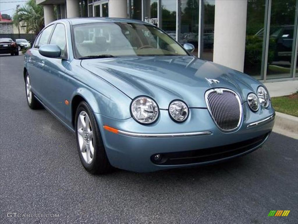 2005 zircon metallic jaguar s type 4 2 2907449 car color galleries. Black Bedroom Furniture Sets. Home Design Ideas