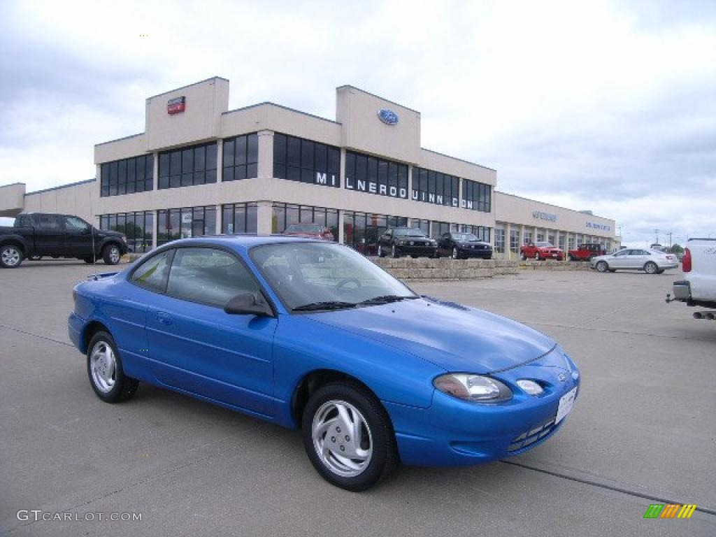 Pictures of 2001 ford escort zx2