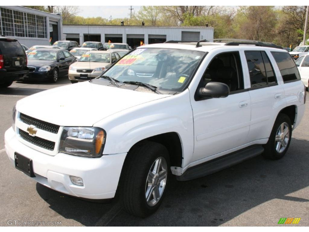 2002 Chevrolet TrailBlazer  General Motors
