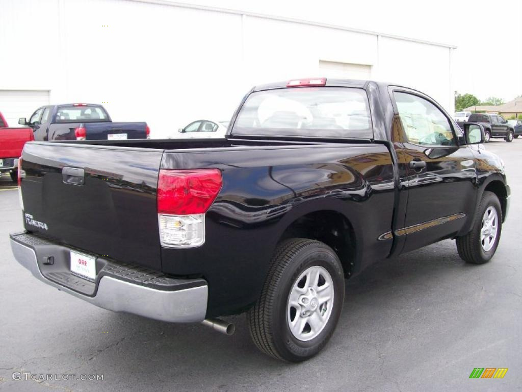 2010 black toyota tundra regular cab 29137929 photo 4 car color galleries. Black Bedroom Furniture Sets. Home Design Ideas