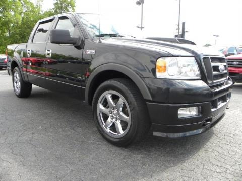 2005 ford f150 fx4 specs