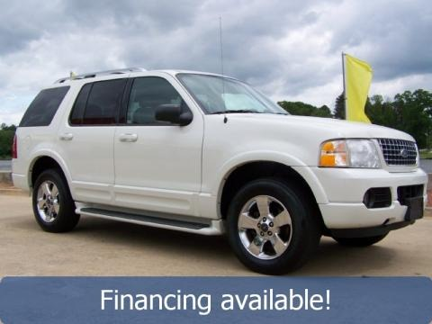 2003 Ford Explorer Limited Data, Info and Specs