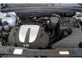2011 Bright Silver Kia Sorento EX V6 AWD  photo #27