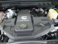 2010 Brilliant Black Crystal Pearl Dodge Ram 3500 ST Crew Cab 4x4 Dually  photo #17