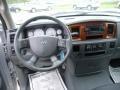 2006 Bright Silver Metallic Dodge Ram 1500 SLT Regular Cab  photo #25