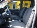 2006 Brilliant Black Crystal Pearl Dodge Ram 1500 SLT Quad Cab  photo #9