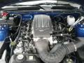 2007 Vista Blue Metallic Ford Mustang GT Premium Coupe  photo #15